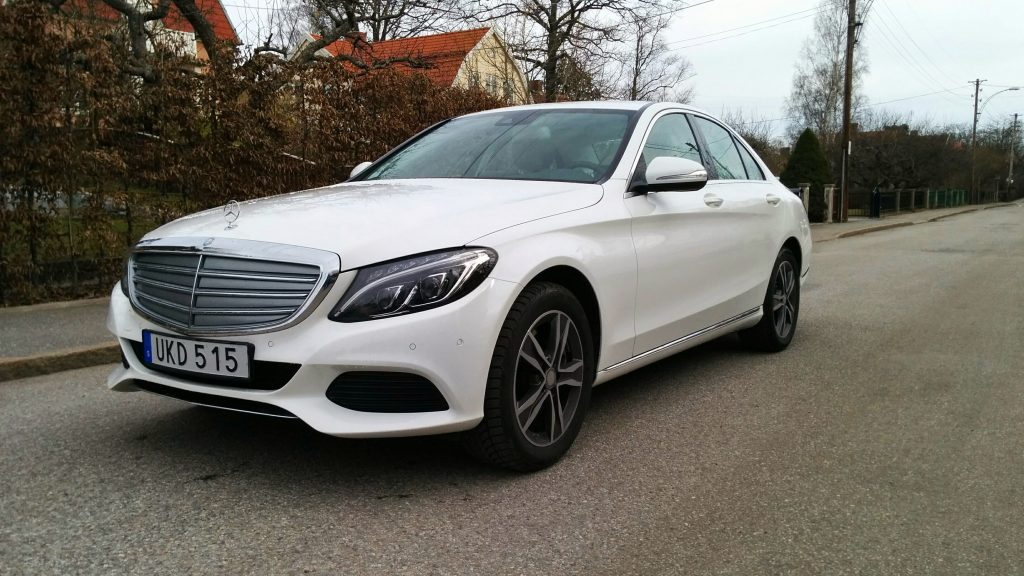 Recension Mercedes Benz C300 Bluetec Hybrid K 246 P N 228 Stan