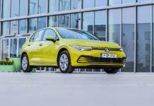 Omslagsbild till kostnadsfritt test av nya Volkswagen Golf
