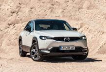Högsta Växeln har provkört nya Mazda MX-30