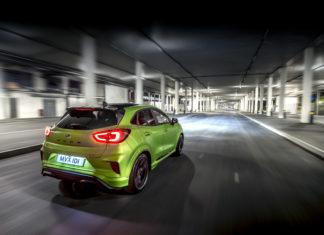 Omslagsbild på nya Ford Puma ST