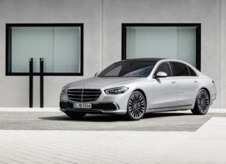 omslagsbild på Mercedes-Benz S-klass