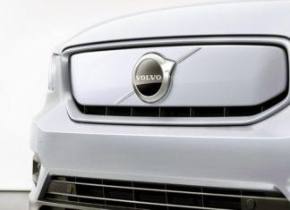 Omslagsbild ny eldriven småbil från Volvo