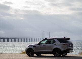 Omslagsbild test Land Rover Discovery