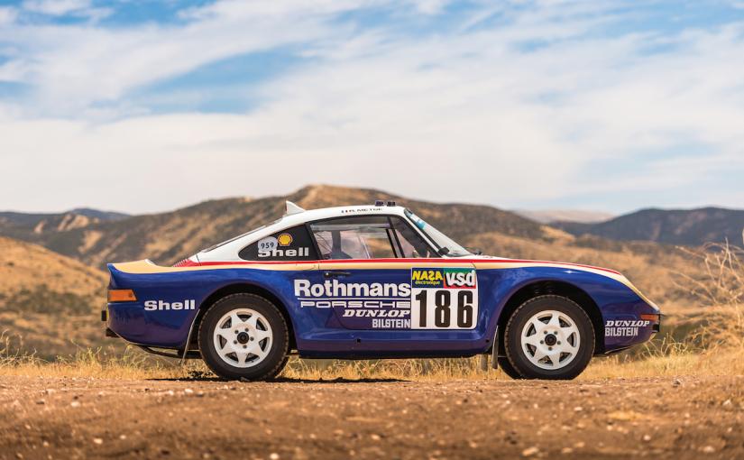 Rothmans 959 i profil