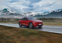 Omslagsbild Ford Mustang Mach-E Sverigeturne