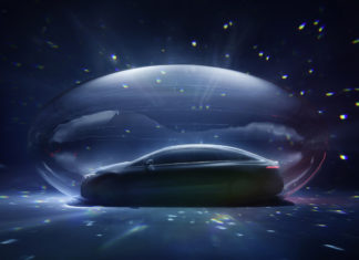 omslagsbild Mercedes-Benz EQS