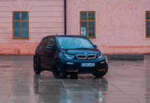 bmw i3s edition roadstyle i regnet