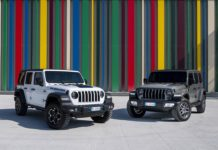 omslagsbild jeep wrangler 4xe